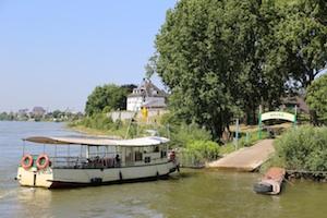 Krokodilfähre Köln