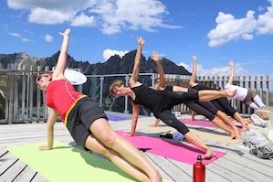 Yoga in der Schlick