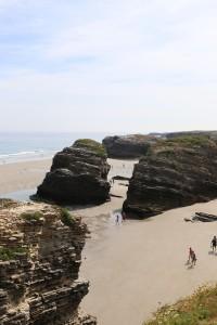 galicien playa de las catedrales