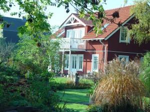 Garten erhöht Immobilienwert