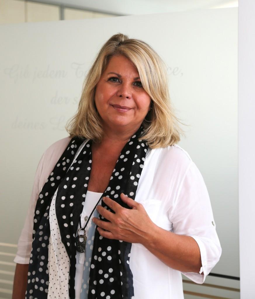 Partnervermittlerin Simone Janssen