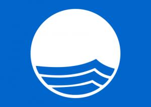 Blaue Flagge Algarve Strände