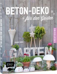 Beton Deko für den Garten