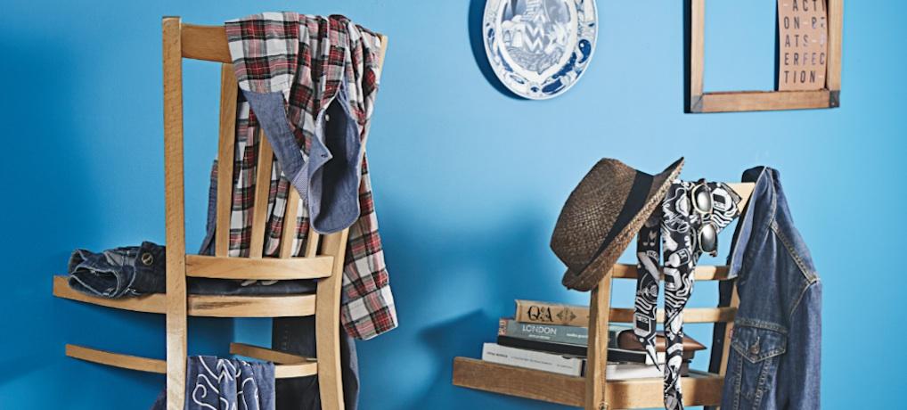 stuhl garderobe originell und leicht nachzubauen trendblog
