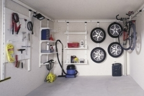 garage einrichten tipps f r mehr stauraum trendblog. Black Bedroom Furniture Sets. Home Design Ideas
