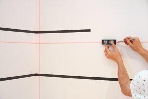 Tape Art Laser