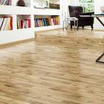 Bodenbelag ausbessern: Olivenöl für das Laminat, Wasser für den Teppich