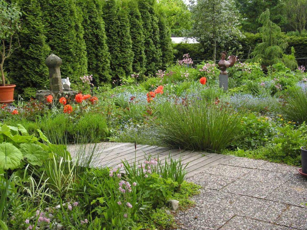 Wunschgarten vieler Deutscher