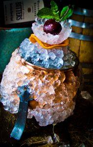 Frozen Cocktail des Mixologen und Bartenders Seiberts