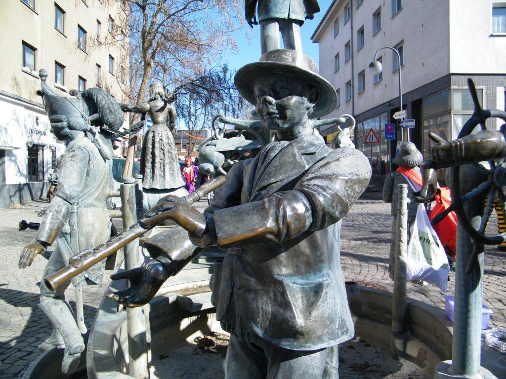 Karl Berbuer Brunnen