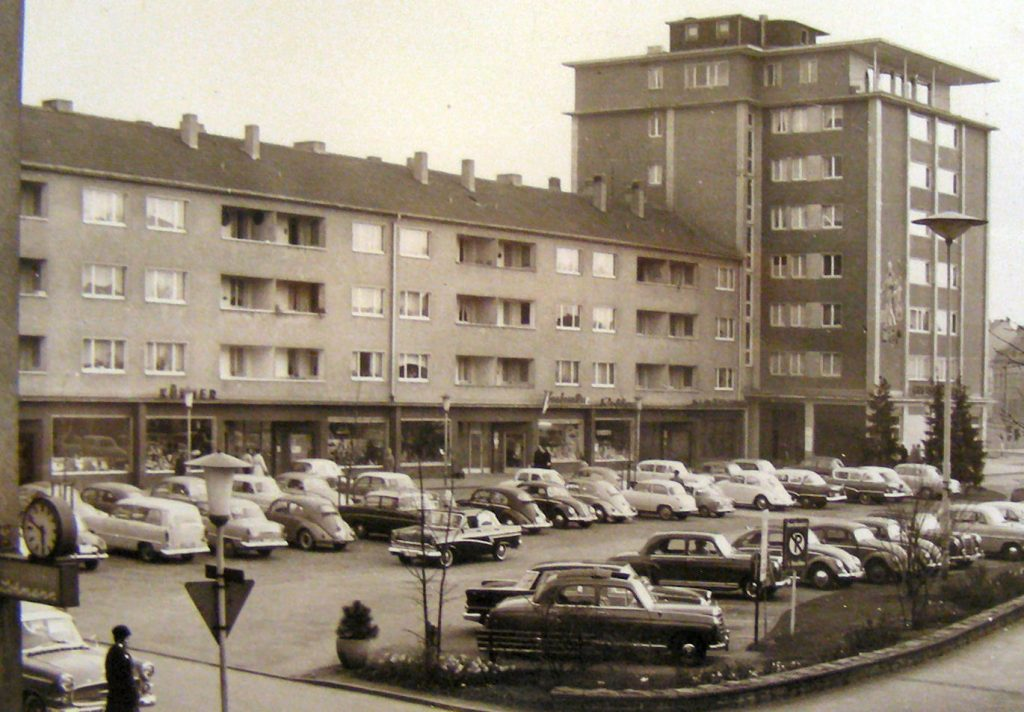 Maternusplatz früher