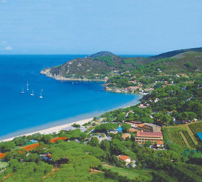 Elba Italiens Inseln