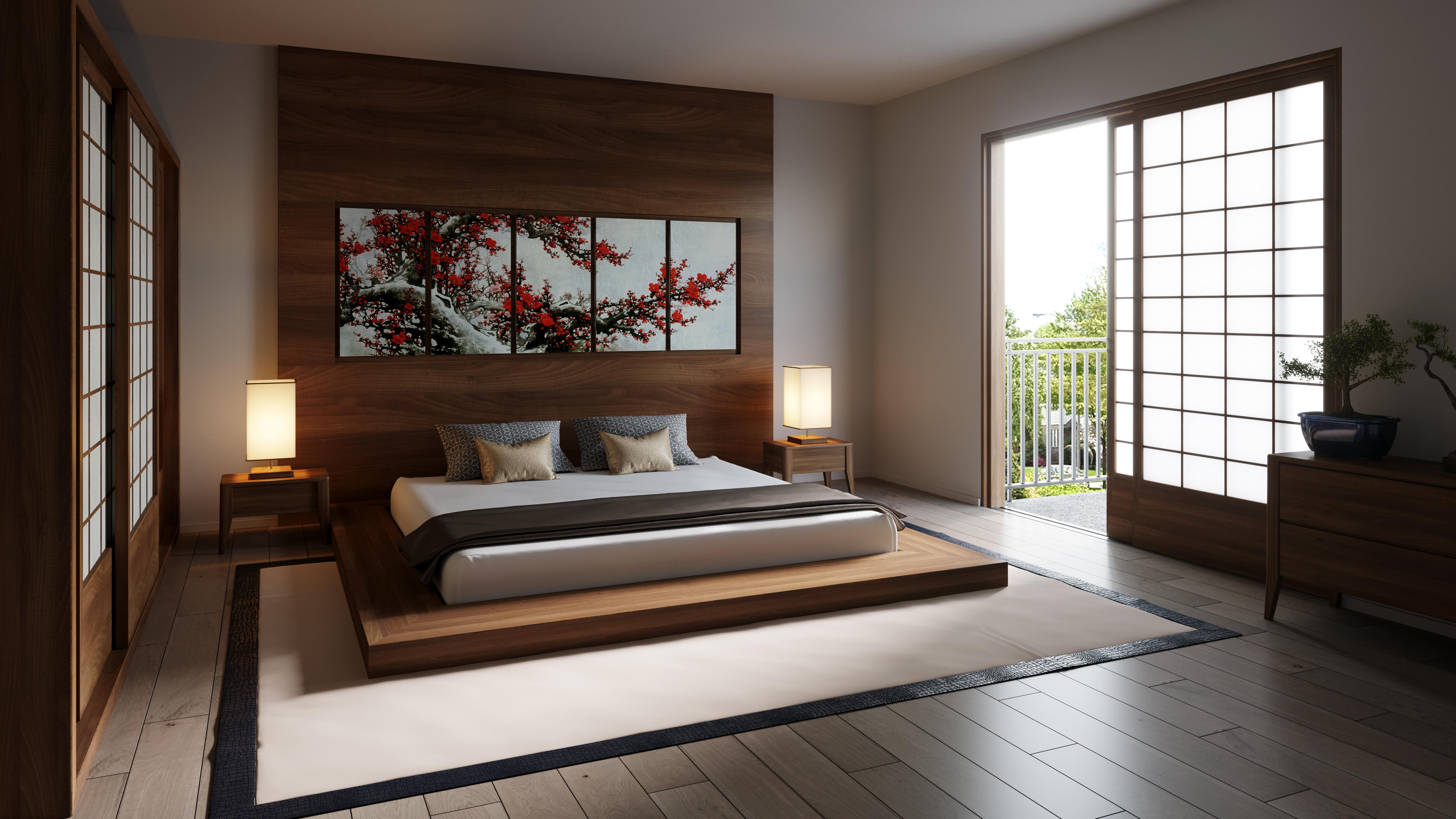Japanisches Zen Badezimmer • trendBlog