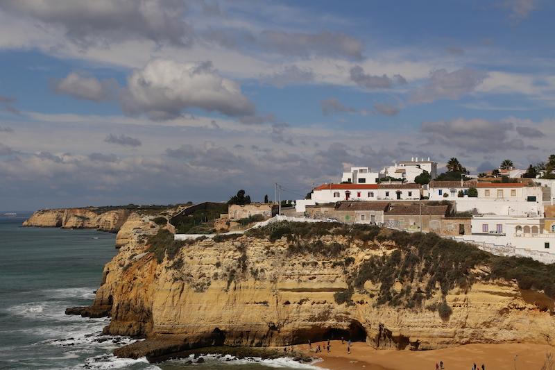 Algarve im Frühling