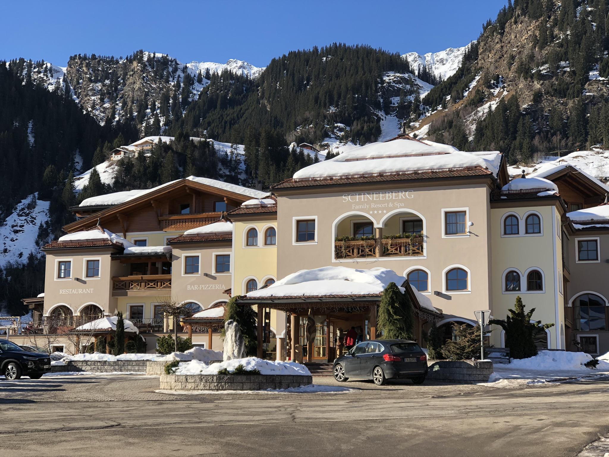 Schnneeberg Hotel