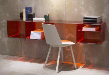 Grenzenloser Wohnen Schreibtisch