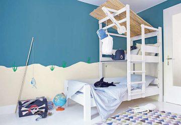 Kinderzimmer streichen