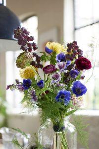 Landhausstil Blumenstrauß