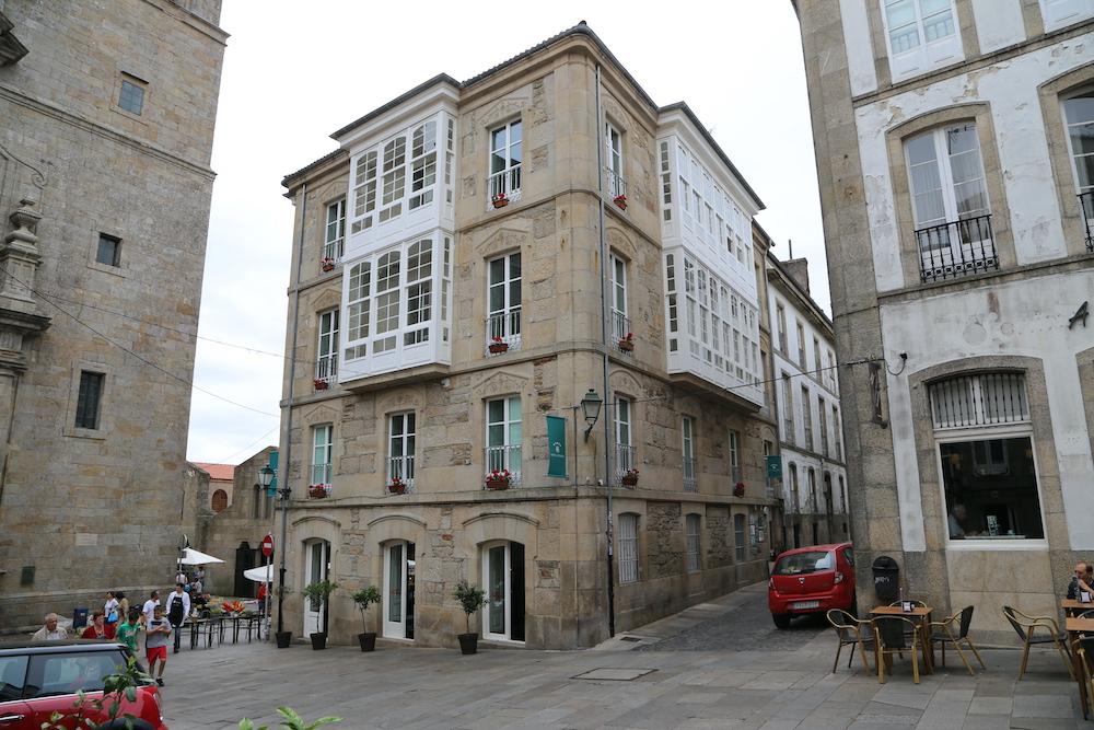 Pazo de Altamira Santiago de Compostela