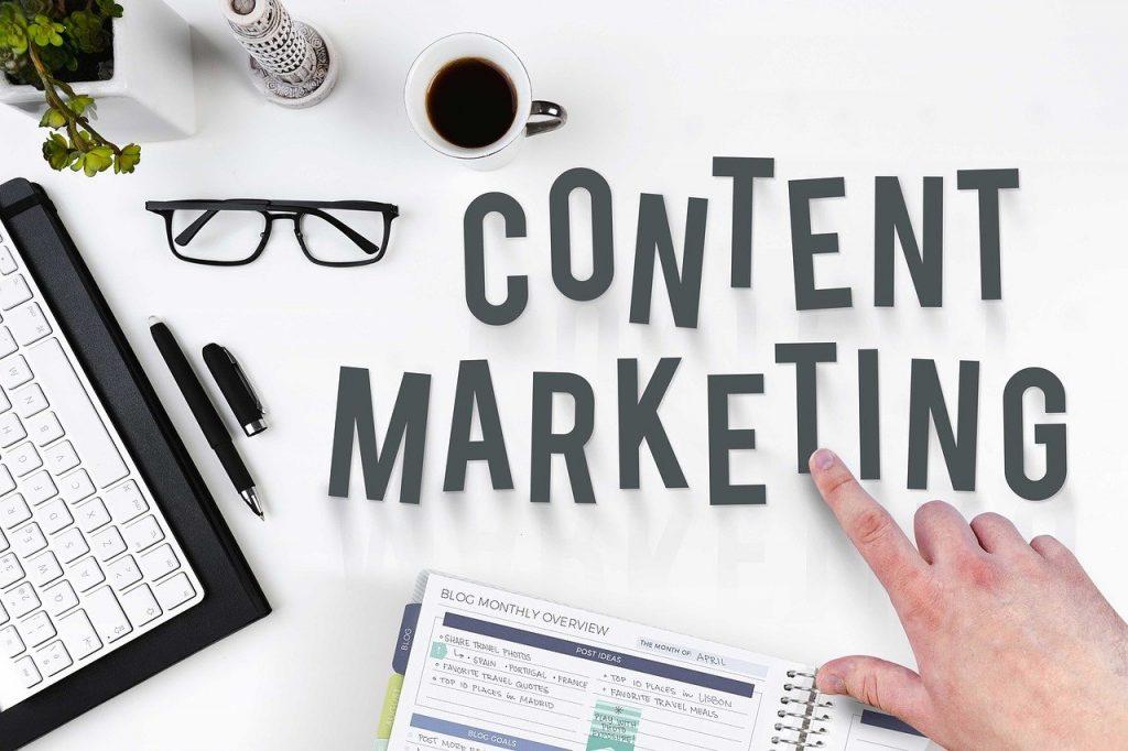 Texte für Content Marketing