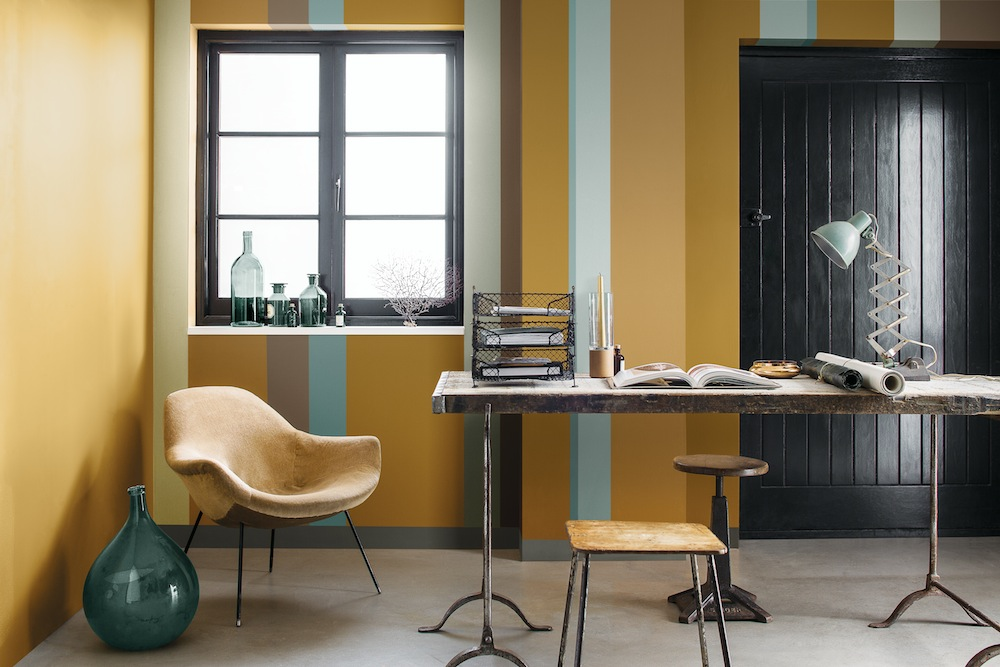 Farbtrends 2016 - Farbe Goldocker