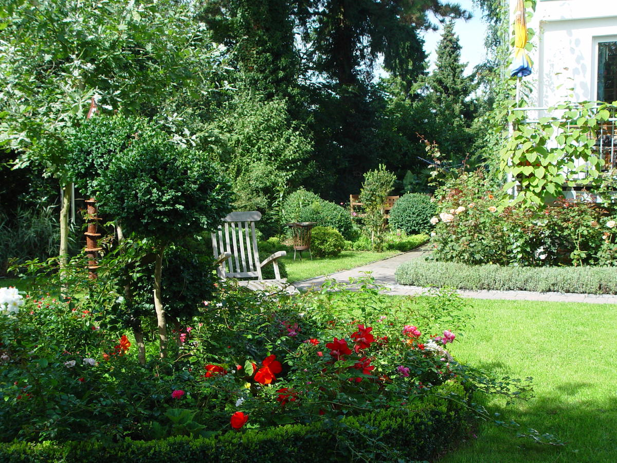 Frühjahrsputz Garten